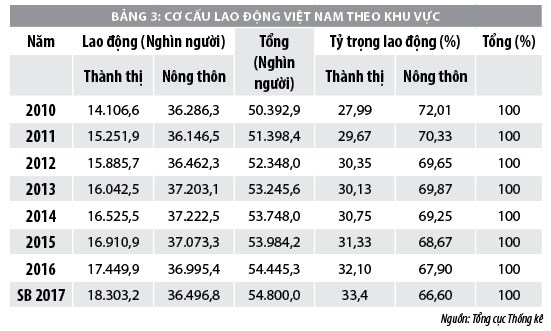 Thực trạng lực lượng lao động Việt Nam và một số vấn đề đặt ra - Ảnh 3