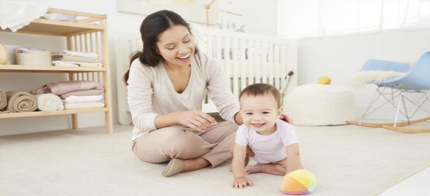 Dịch vụ trông trẻ tại nhà