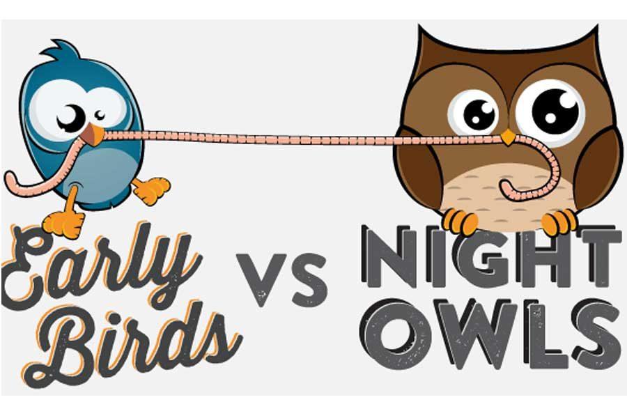 Earlybird Nightowl