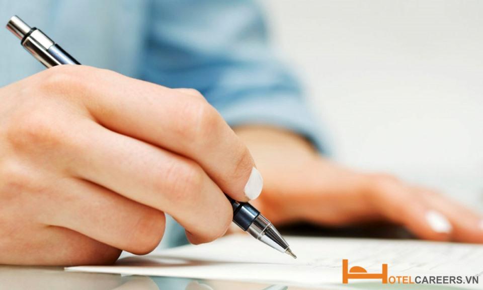 Cách viết đơn xin việc đảm bảo 99% trúng tuyển