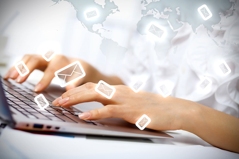 trả lời email phỏng vấn