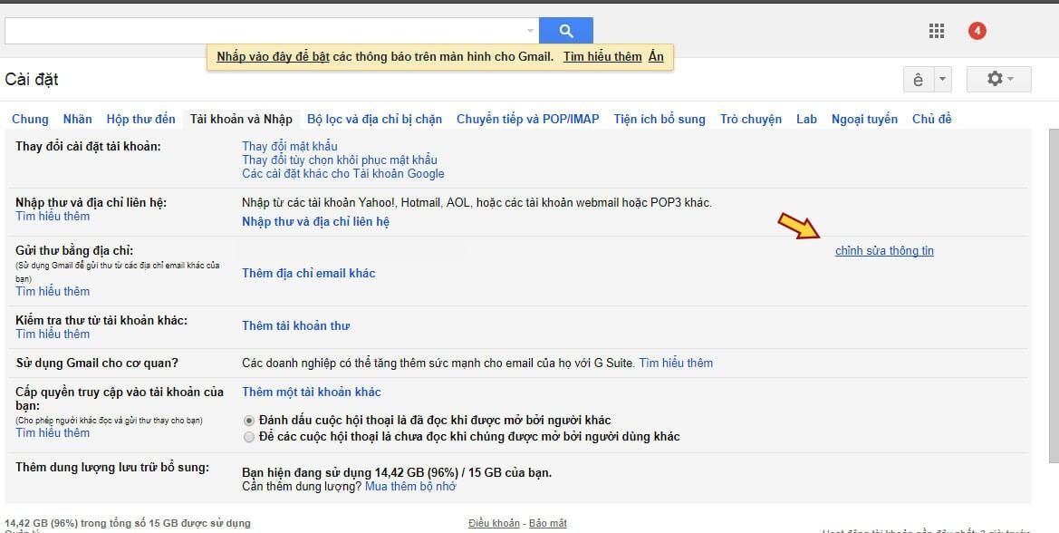 Nop Ho So Qua Email Tien Loi