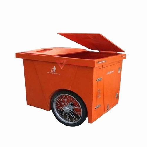 Thùng đựng rác Composite 1000 lít
