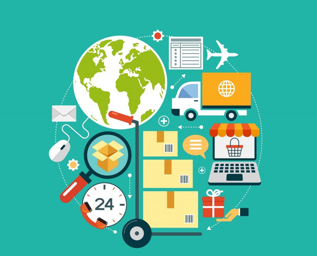 Chuỗi cung ứng là gì? Sự thay đổi trong thời đại Omnichannel của chuỗi cung  ứng