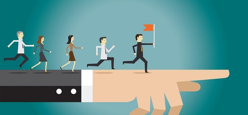Là một người bán hàng, bạn phải có khả năng phân tích mọi vấn đề ra thành các bước nhỏ