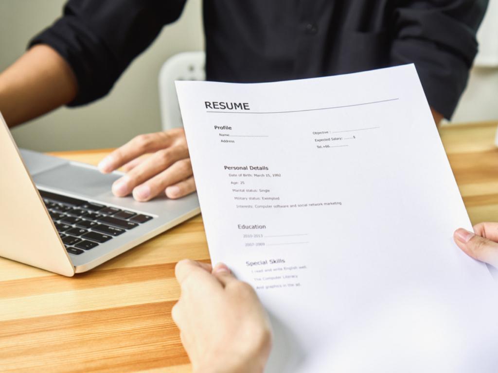 Cách viết kỹ năng trong CV