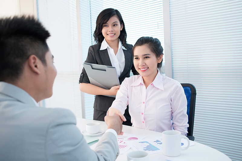 Doanh nghiệp có thể đánh giá nhân sự trước khi tuyển chính thức