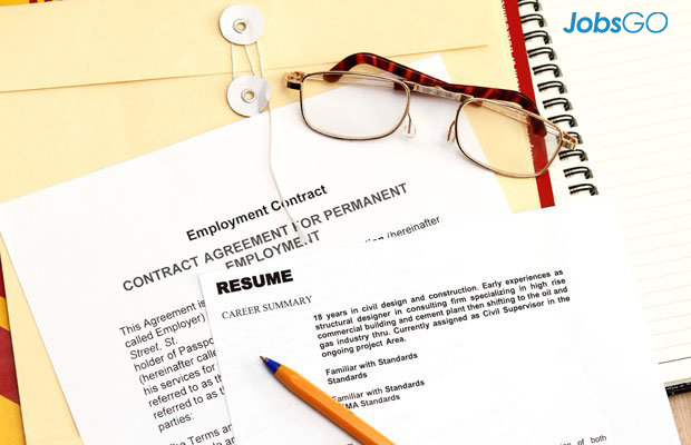 Những lỗi hay mắc phải khi viết CV xin việc làm