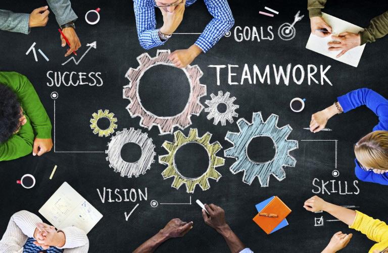 Kỹ năng làm việc nhóm - Phát triển nhóm